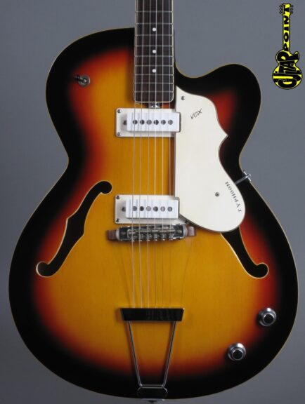 1966 VOX V255 Typhoon - Sunburst