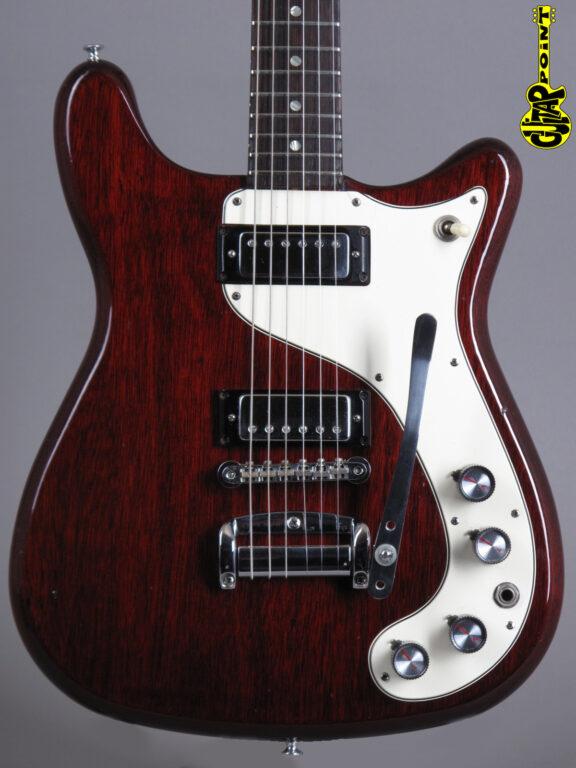 1967 Epiphone Wilshire - Cherry
