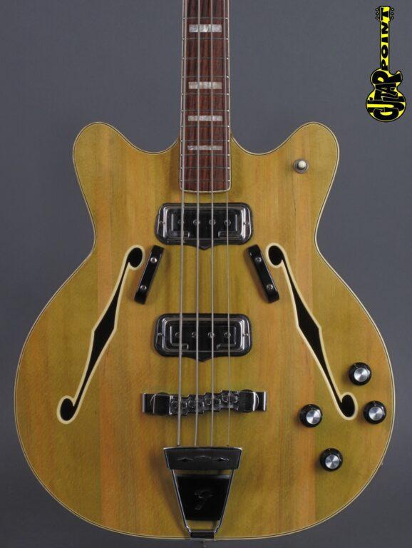 1967 Fender Coronado II Wildwood - Bass