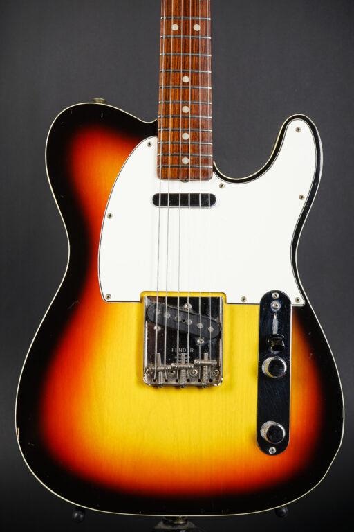 1967 Fender Custom Telecaster - Sunburst