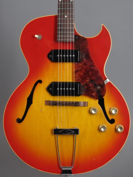 1967 Gibson ES-125 TD - Cherry Sunburst