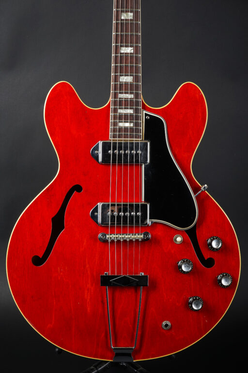 1967 Gibson ES-330 TDC - Cherry