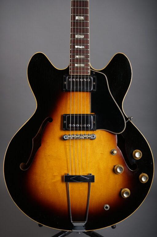 1967 Gibson ES-335TD - Sunburst