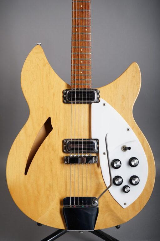 1967 Rickenbacker 335 - Mapleglo