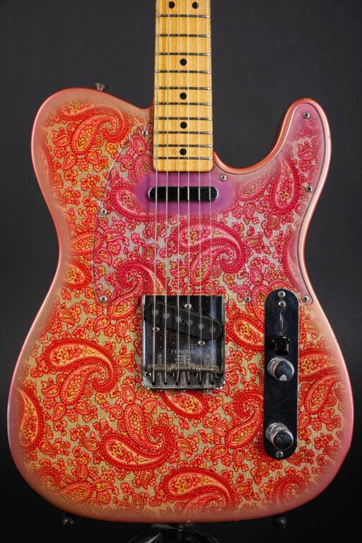 1968 Fender Paisley Telecaster