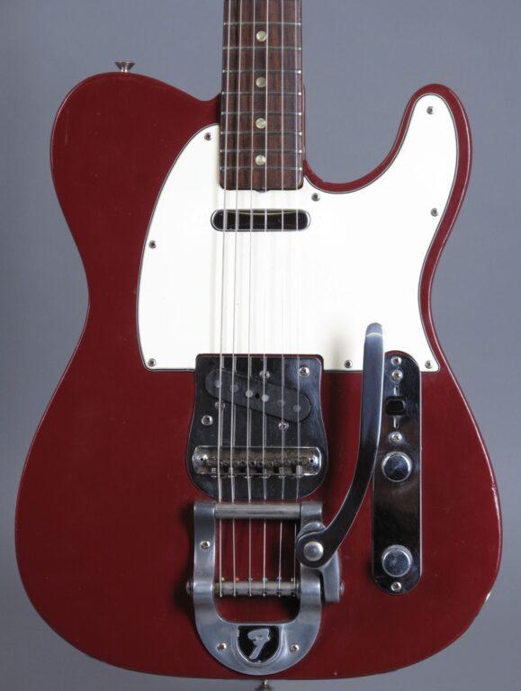 1968 Fender Telecaster - Maroon