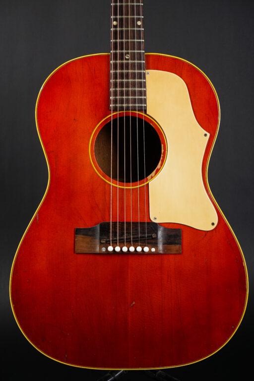 1968 Gibson B25 - Cherry