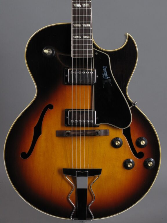 1968 Gibson ES-175 TD - Sunburst  ...Live-guitar from Woodstock !!!