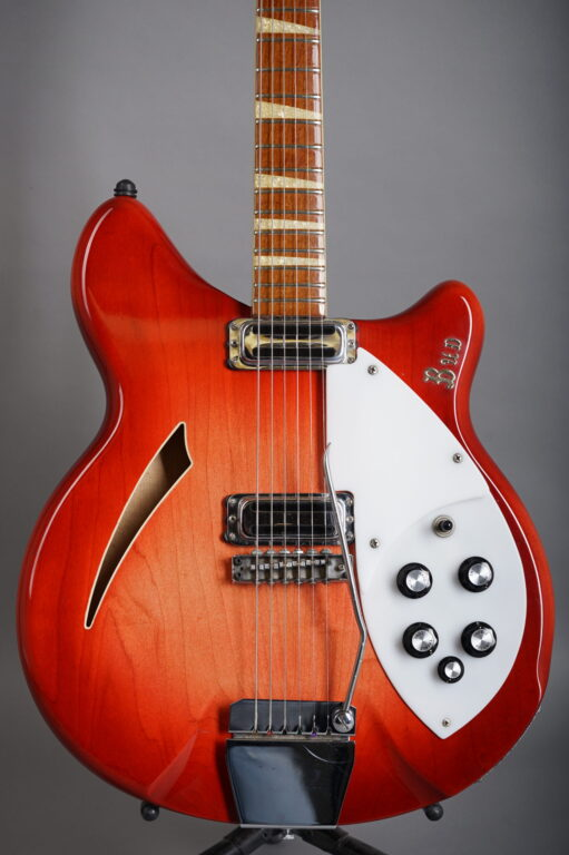 1968 Rickenbacker 365 - Fireglo