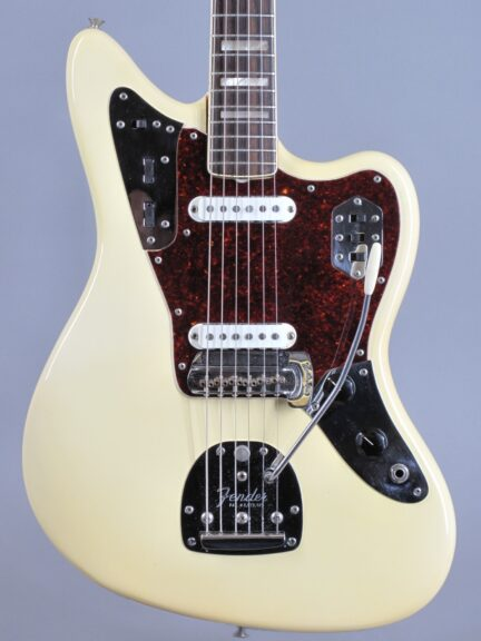 1969 Fender Jaguar - Olympic White
