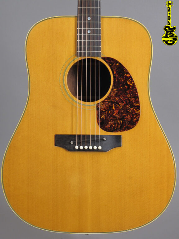 1969 Gibson Heritage Acoustic - Natural