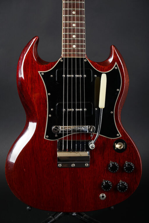 1969 Gibson SG Special - Cherry