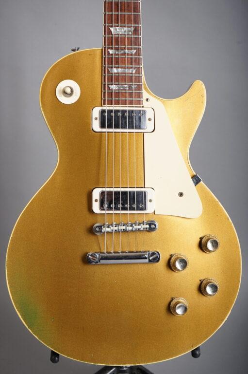 1970 Gibson Les Paul Deluxe - Goldtop