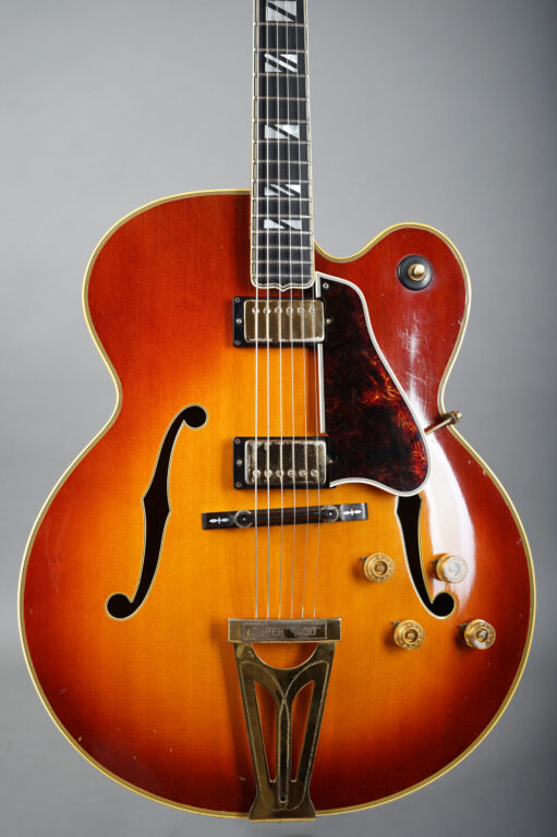 1969 Gibson Super 400 CES - Sunburst