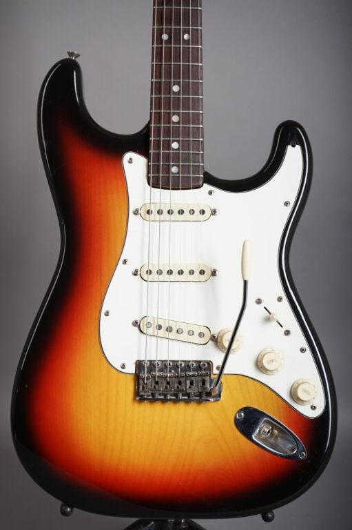 1971 Fender Stratocaster - Sunburst