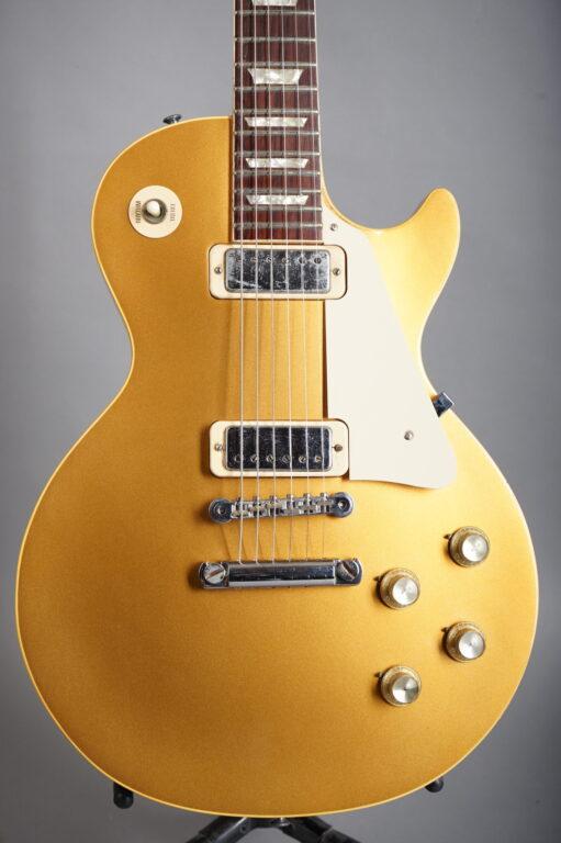 1971 Gibson Les Paul Deluxe - Goldtop (Refin)
