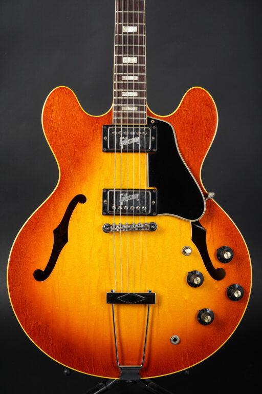 1972 Gibson ES-335 TD - Iced Tea Burst