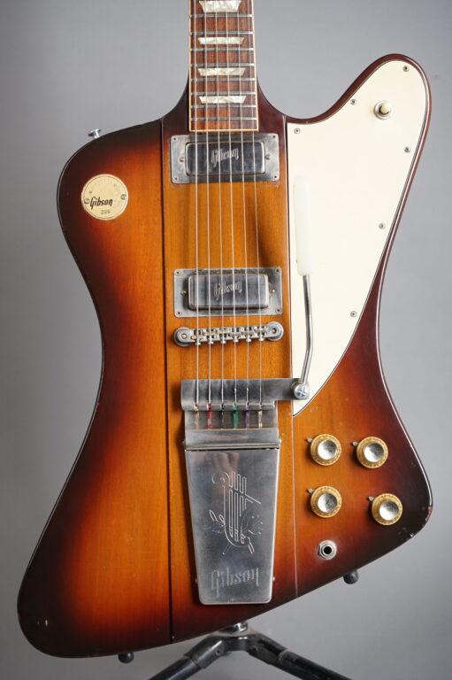 1972 Gibson Firebird V Medallion - Sunburst