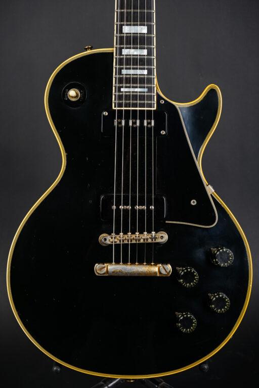 1972 Gibson Les Paul Custom ´54 Reissue - Ebony ...3,9Kg