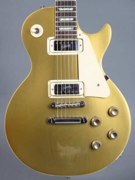1972 Gibson Les Paul Deluxe - Goldtop