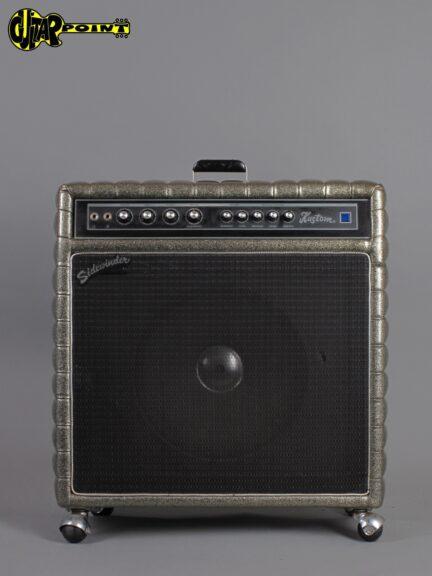 "1972 Kustom Sidewinder 24C -  ""Tuck & Roll""   1x15"" / 150 Watt !"