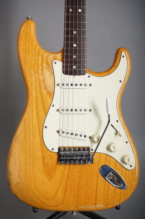 1973 Fender Stratocaster - Natural