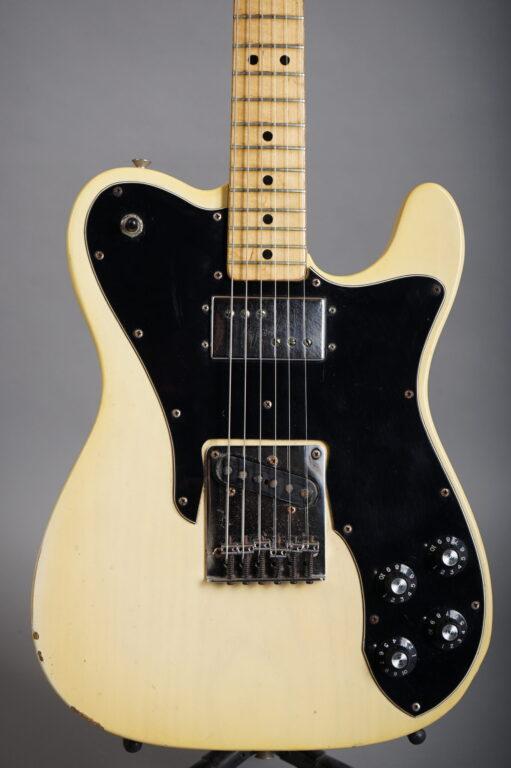 1973 Fender Telecaster Custom - Blond