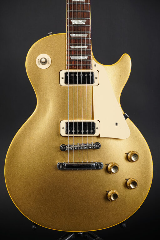 1973 Gibson Les Paul Deluxe - Goldtop ...exc+