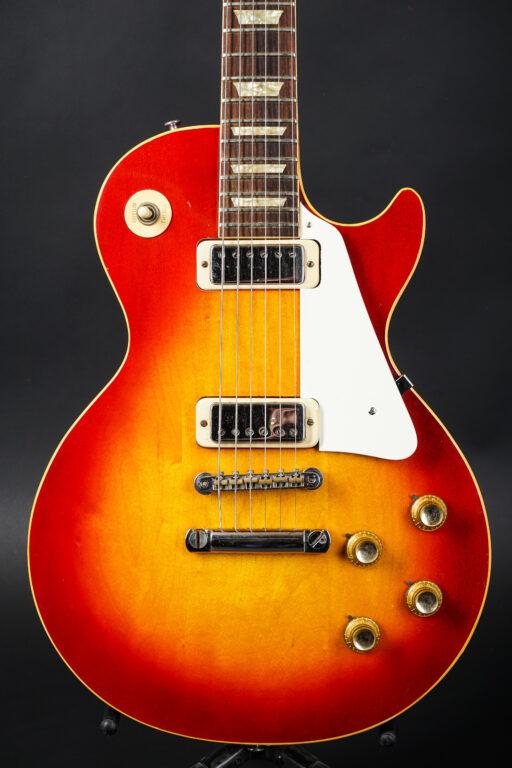 1973 Gibson Les Paul Deluxe - Sunburst