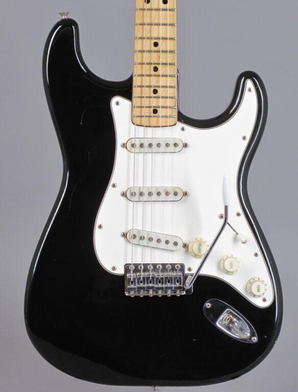 1974 Fender Stratocaster - Black