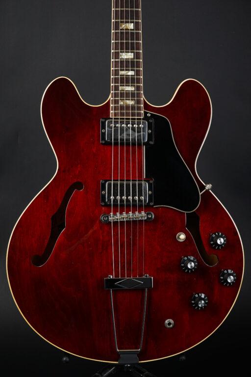 1974 Gibson ES-335 TD - Winered