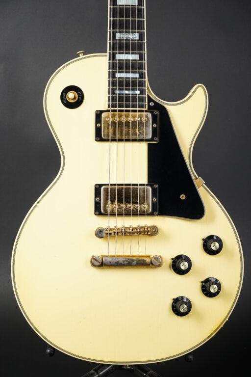 1974 Gibson Les Paul Custom 20th Anniversary - White