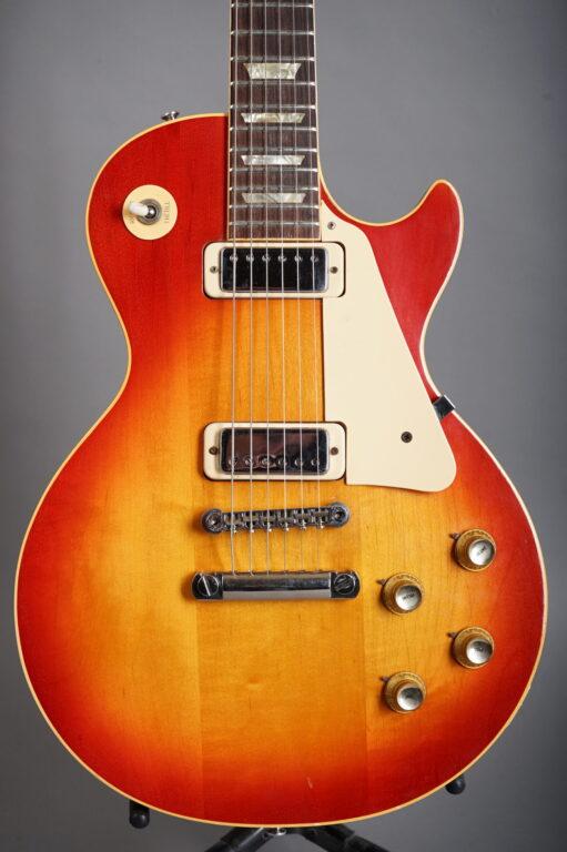 1974 Gibson Les Paul Deluxe - Sunburst