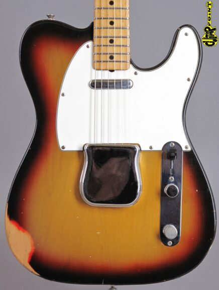 1975 Fender Telecaster - Sunburst  ...light + ´74 specs !