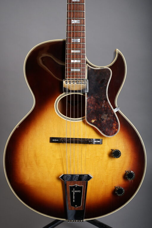 1975 Gibson Howard Roberts Custom - Sunburst