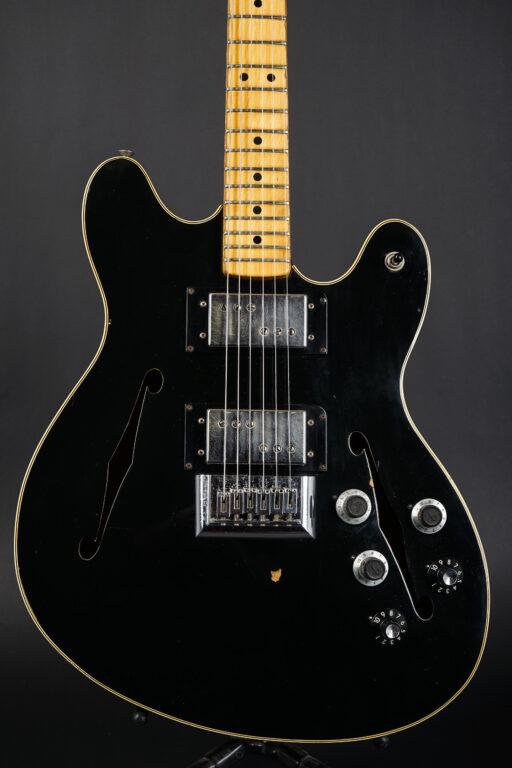 1976 Fender Starcaster - Black