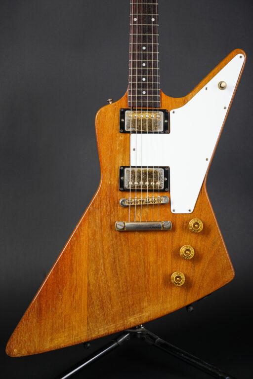1977 Gibson Explorer - Natural