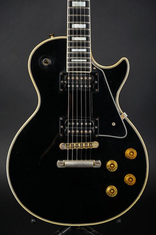 1977 Gibson Les Paul Custom - Ebony