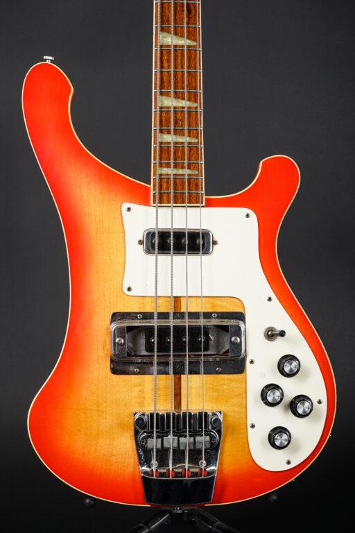 1977 Rickenbacker 4001 - Fireglo