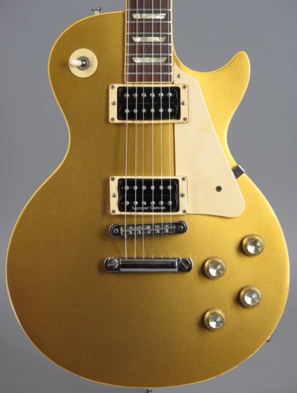 1978 Gibson Les Paul Deluxe - Goldtop