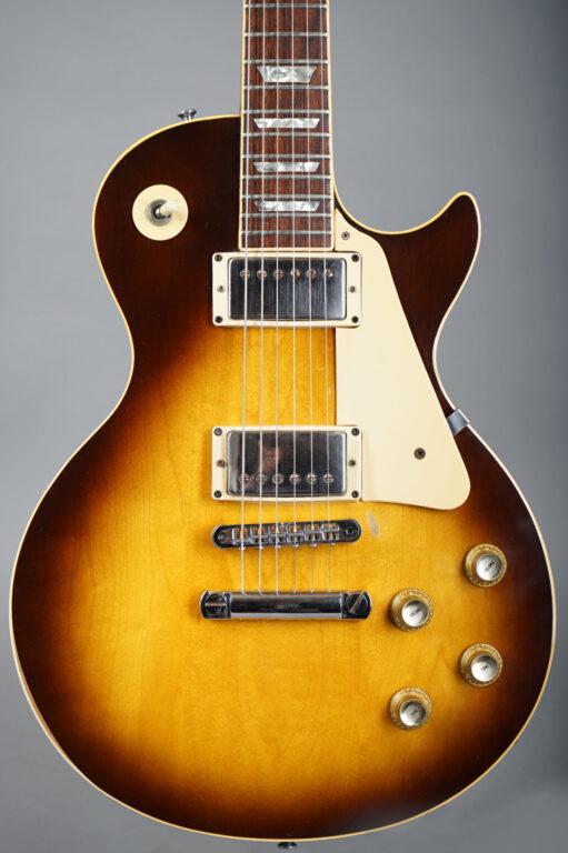 1978 Gibson Les Paul Standard - Tobacco Sunburst