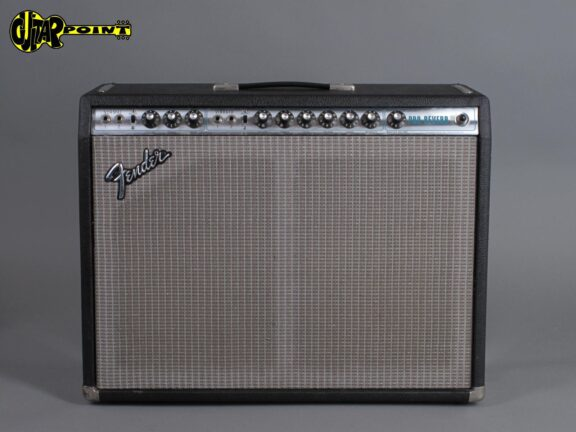 1979 Fender Pro Reverb - Silverface  - Export-Version !!!