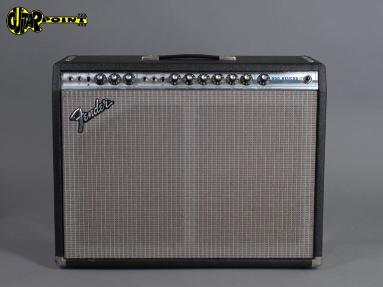 1979 Fender Pro Reverb - Silverface  - Export-Version !!!