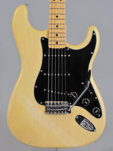 1979 Fender Stratocaster - Blond