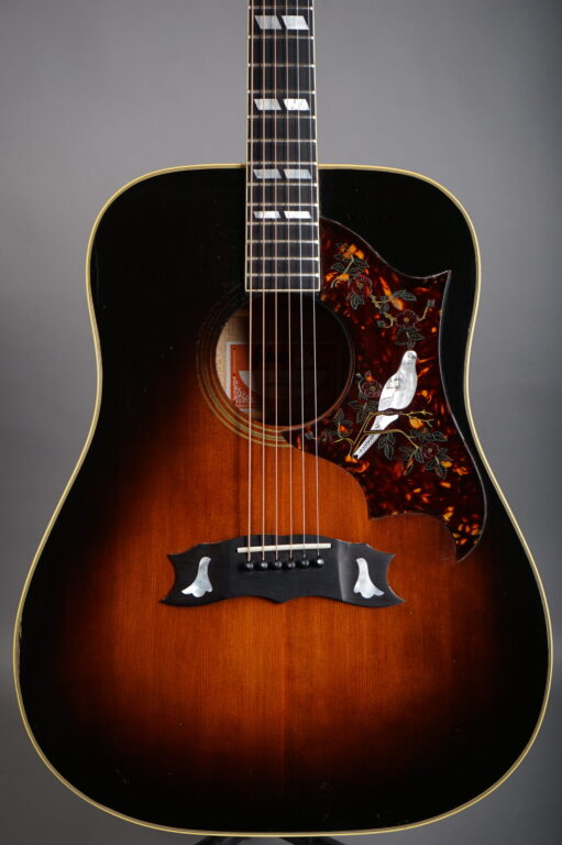 1979 Gibson Dove Custom - Sunburst