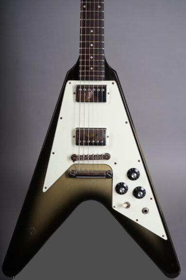 1980 Gibson Flying V - Silverburst