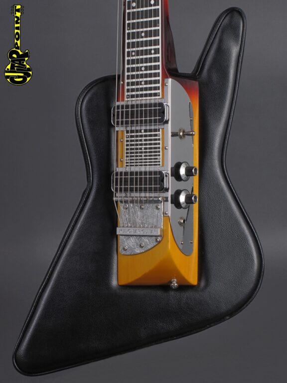 1980s Melobar 10-String Lapsteel  / Guitar