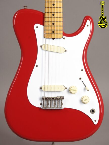 "1981 Fender Bullet - Red   ""Made in USA"" !"