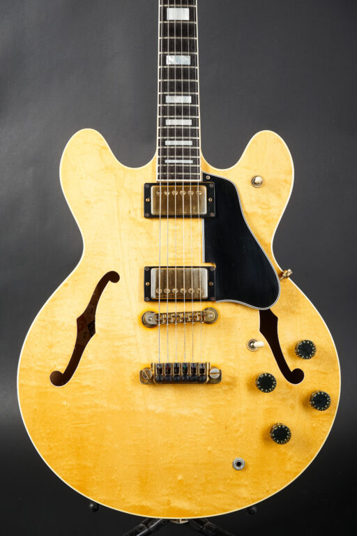 1981 Gibson ES-347 TDN - Natural