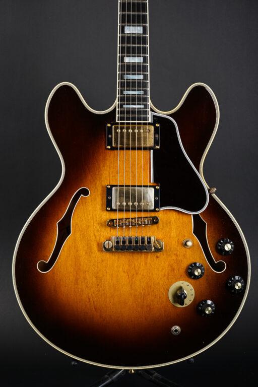 1981 Gibson ES-355 TDSV - Sunburst